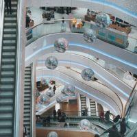 Malls comeback