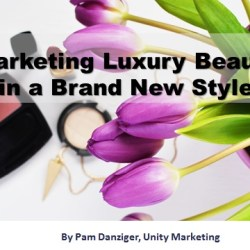 marketing luxury beauty in brand new style white paper