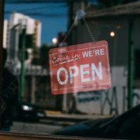 Store is open