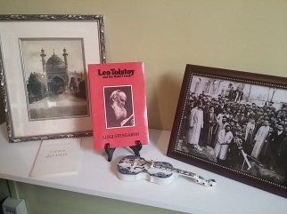 Tolstoy and the Baha'i Faith