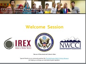 NWCCI and UHNI webinar with State