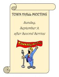 Town Hall Meeting Unity of Springfield