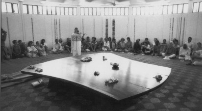 Peace Table for Asia at Bharath Nivas