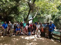 NCIP pastors at the Jordan River