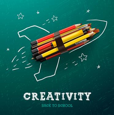 creativity back to school