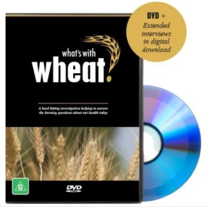 What's With Wheat DVD | www.unitywellness.com.au