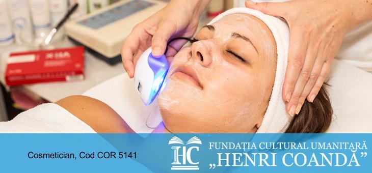 Cosmetician, Cod COR 5141