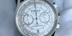 strela front view