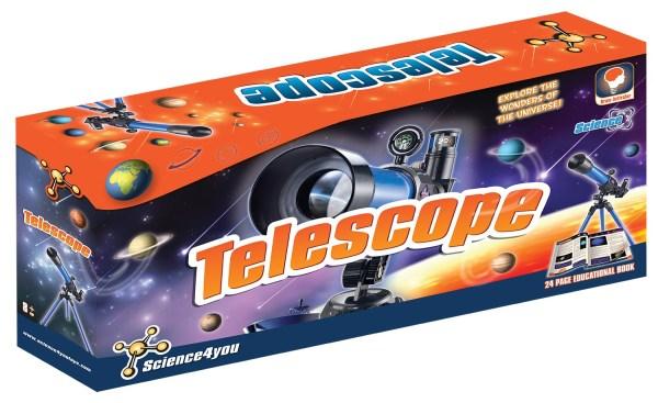 Telescopio HD