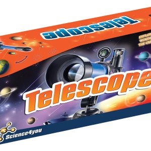 Telescopio HD