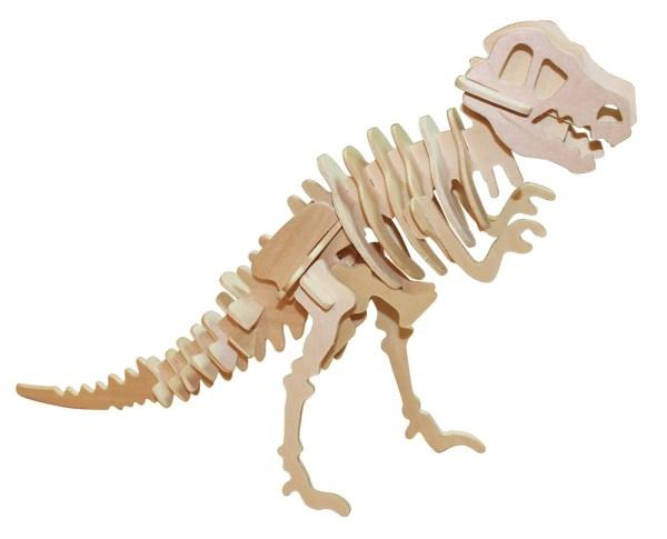 3D Dinosaurio T-Rex