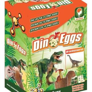 Dino Eggs Braquiosaurio