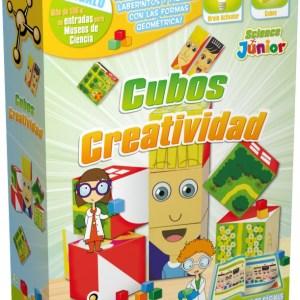 Cubos Creatividad
