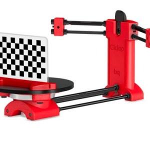 Escaner 3D BQ Ciclop