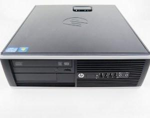 Ordenador HP 8200 SFF , Intel Core i5 3.1 GHz , 4 GB, 250 HDD, DVD