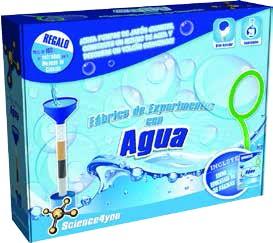 Fábrica de Experimentos con Agua