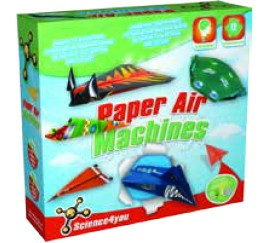 Paper Air Machines