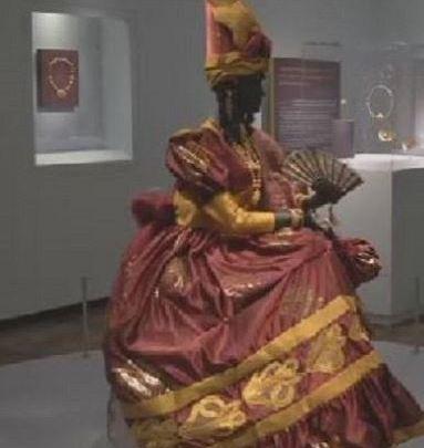 États-unis : un musée d'art africain met à l'honneur l'or des femmes sénégalaises