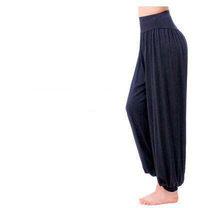 Pantalon de Yoga Bloomer disponible en 16 couleurs et 6 Tailles - L'univers-karma