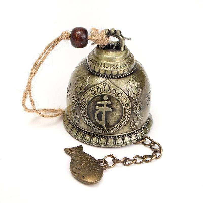 Carillon Bouddha de Chance et Prospérité - L'univers-karma