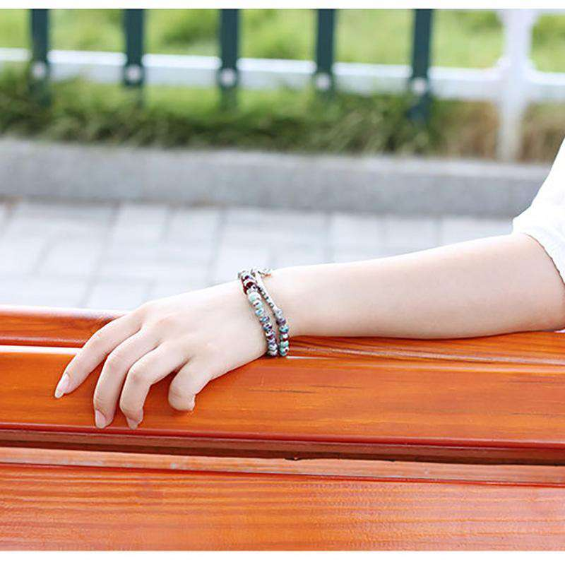Bracelet en Céramique - 3 Modèles au choix - L'univers-karma