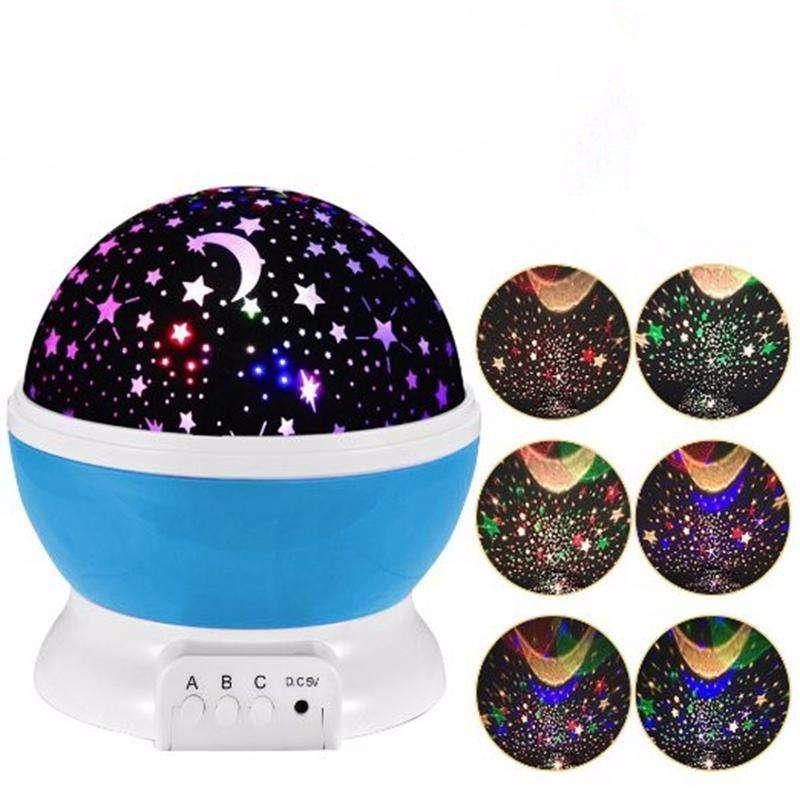 Projecteur Voie Lactée Pour Enfant - L'univers-karma