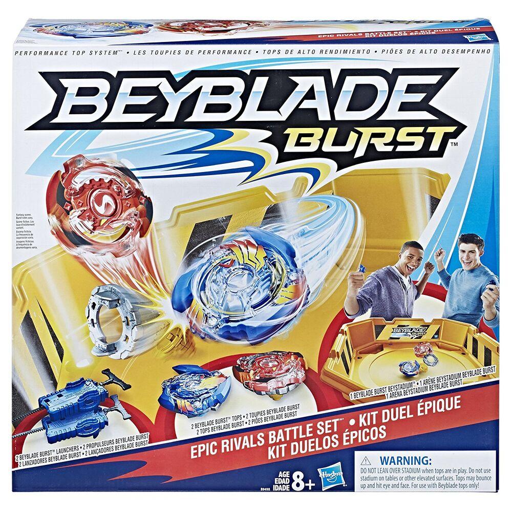 Beyblade Burst Kit Duel Epique