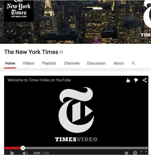 Wachstumstreiber: Immer mehr Zeitungsverlage entdecken News Videos für sich. Sie gehören inzwischen zu den beliebtesten Darstellungsformen im Netz.