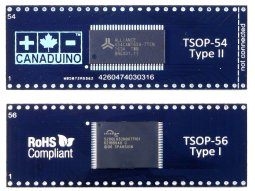 SMD DIP Adapter TSOP Type 1 Type 2 - smart electronics by universal solder