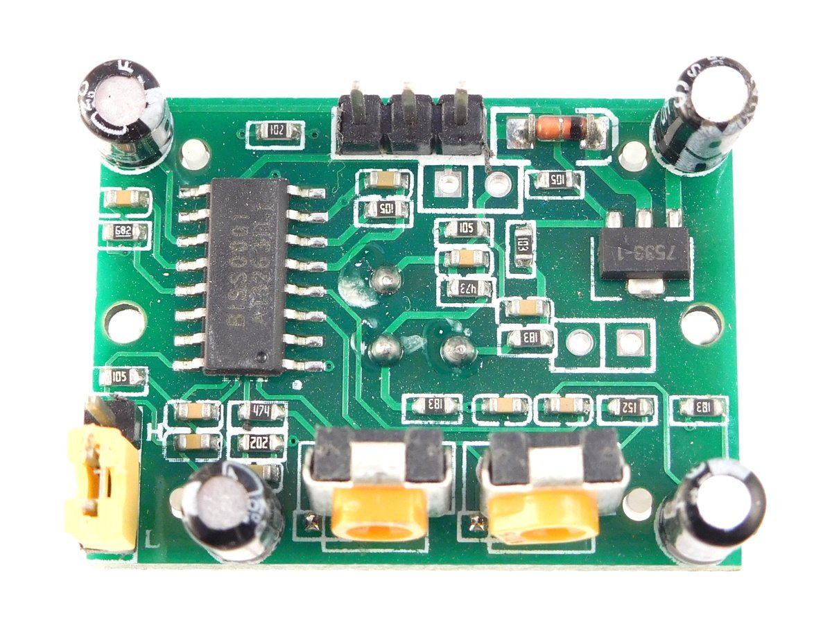 PIR Motion Detector Sensor Switch micro controller compatible