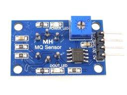 Gas and Smoke Sensor analog and digital output