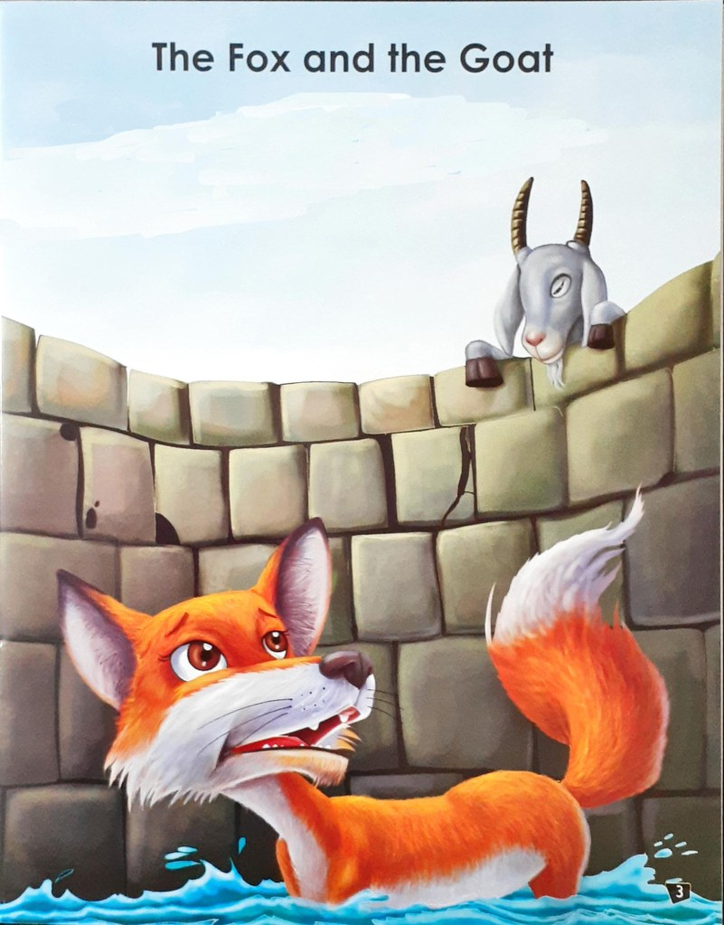 The goat and the fox Story