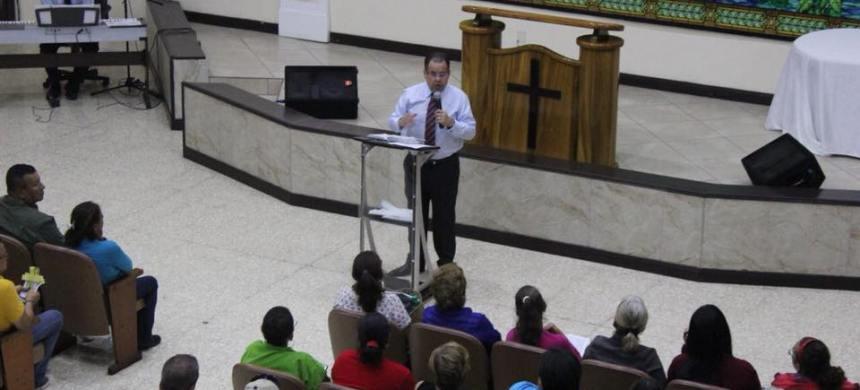 Concentración de fe en Costa Rica
