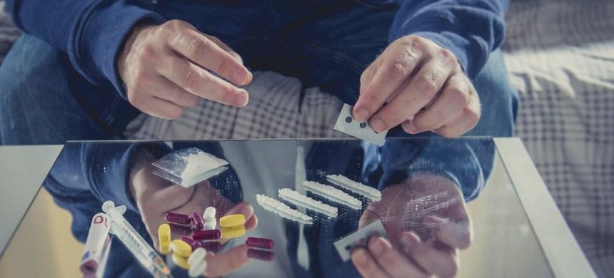 Aumenta el consumo de drogas en jóvenes en el país