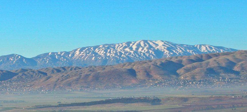 Monte Hermón: el 26 de agosto, el obispo Edir Macedo realizará una oración en este lugar sagrado