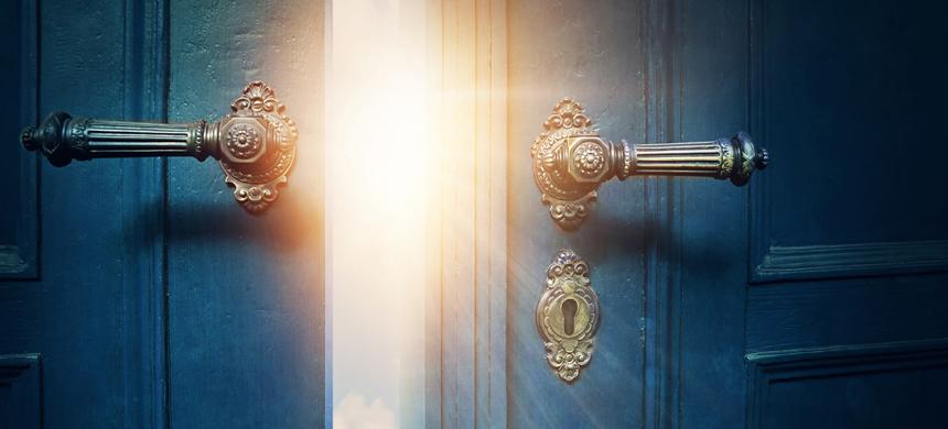 Dos puertas