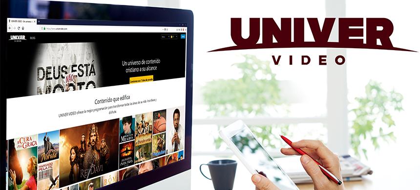 Univer Video: hecha especialmente para ti