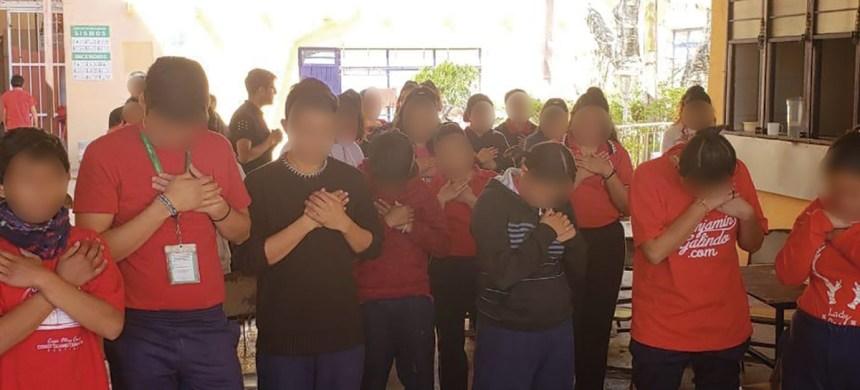 Voluntarios de la Última Piedra visitan anexo en Querétaro y Guadalajara