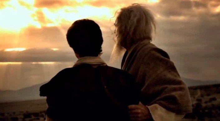 Qué era el testimonio de Abraham