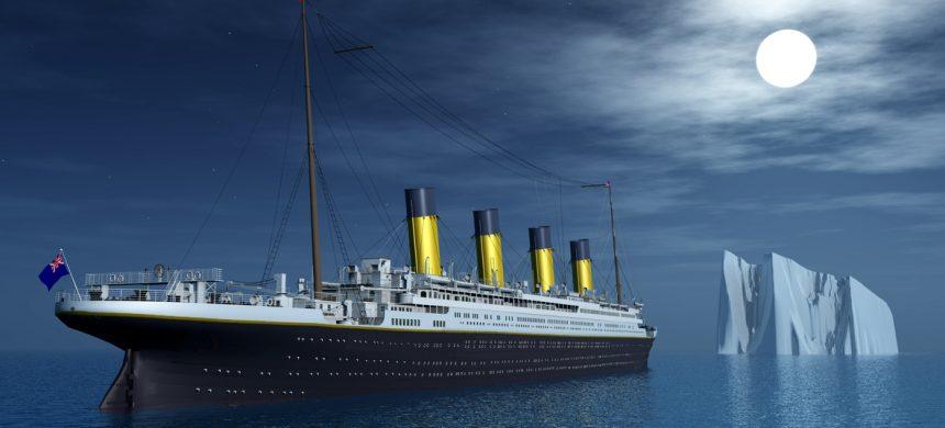 """¿Usted está en una relación """"Titanic""""?"""