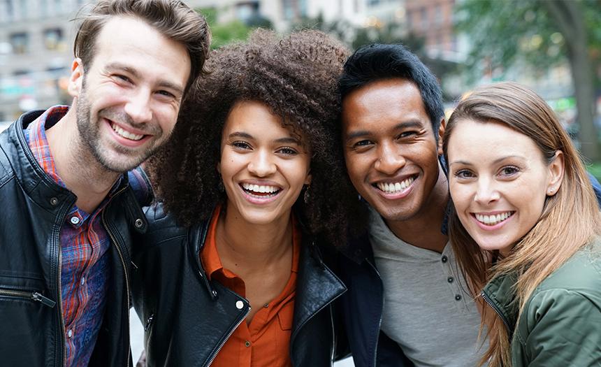 Tus amistades interfieren en tus hábitos, comportamientos y salud