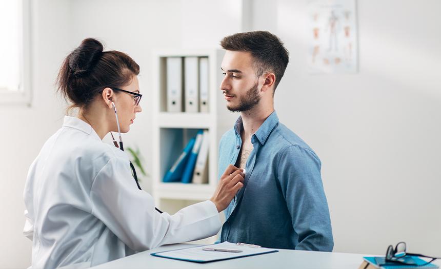 Un check up es más económico que enfermarte