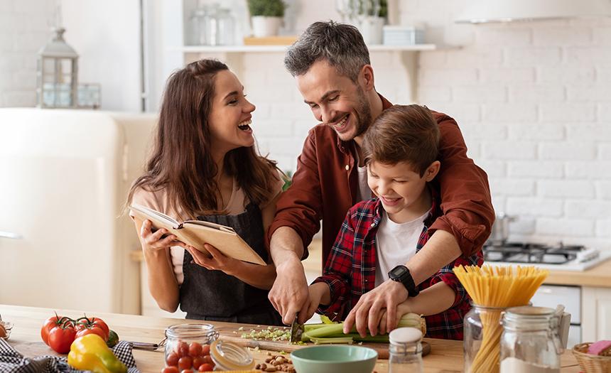 Una relación sana con tus hijos