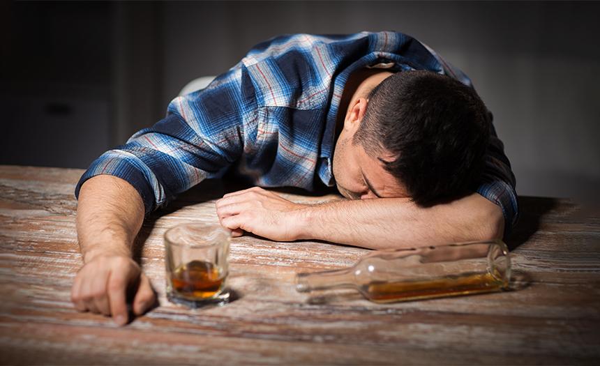 El metabolismo del alcohol se regula en el cerebro