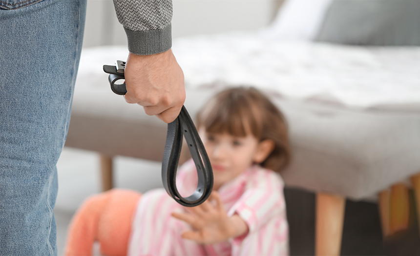 Padres agresivos perjudican el desarrollo de sus hijos