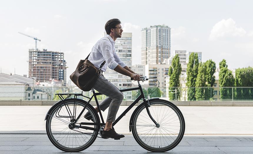 La bicicleta, medicina para nuestros pulmones