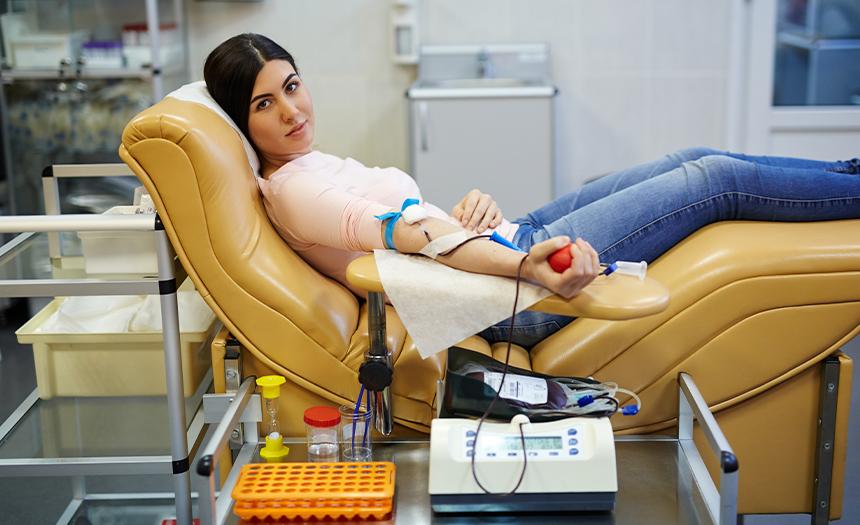 Dudas recurrentes sobre la donación de sangre