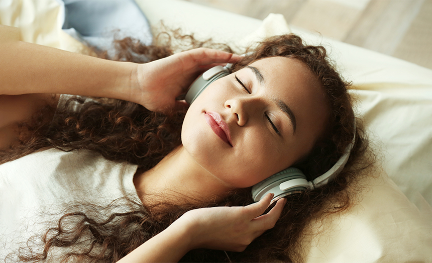 El ruido blanco y sus beneficios al dormir