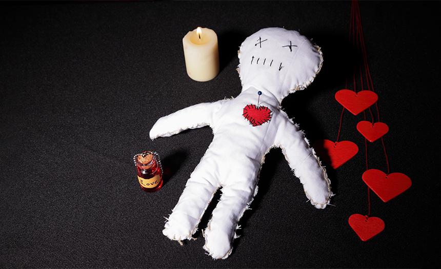 Amarre de amor: un ritual peligroso