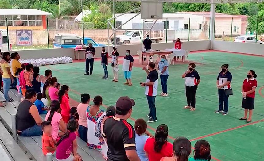 Habitantes de Chaccheito, en Campeche, no tienen atención médica